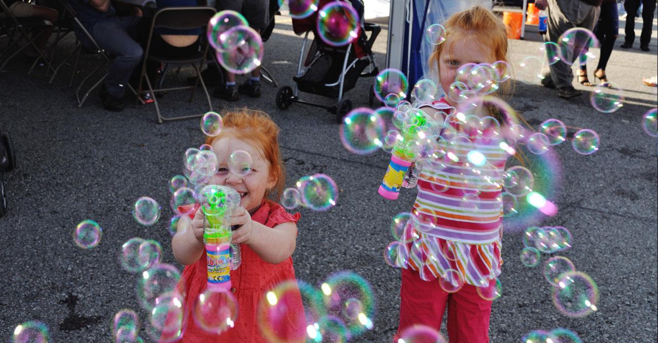 BubbleGals